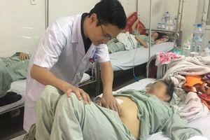 Bệnh viện Xanh Pôn: Phẫu thuật thành công cứu sống bệnh nhân nuốt phải xương gà