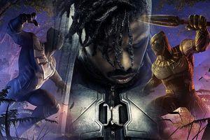 'Black Panther': Lời giải thích cho đoạn kết của Killmonger