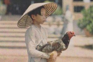 Ảnh màu cực hiếm về trẻ em Việt Nam đầu thế kỷ 20