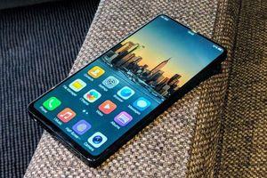 Vivo APEX được công bố với chip Snapdragon 845 và màn hình gần trọn thân máy