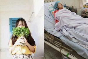 Cô gái xinh đẹp tuổi 25 dở dang ước mơ nhà thiết kế vì căn bệnh suy thận giai đoạn cuối