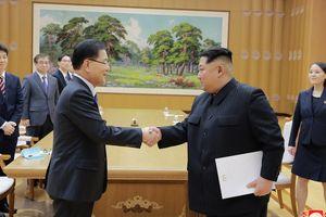 Ông Kim Jong-un muốn 'viết trang sử mới' thống nhất hai miền