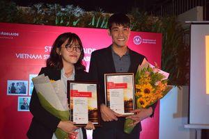 2 sinh viên Việt Nam trở thành đại sứ bang Nam Úc 2017