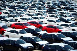 Cận cảnh dàn xe Honda thuế 0% đầu tiên cập cảng TP.HCM