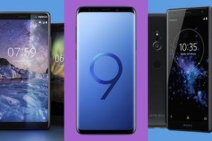 Tổng hợp những smartphone ra mắt tại MWC 2018 (Phần 2)