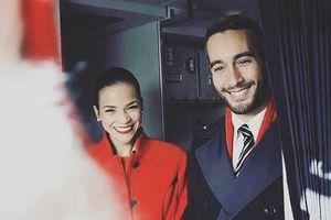Hãng hàng không có phi hành đoàn 'điển trai nhất thế giới'
