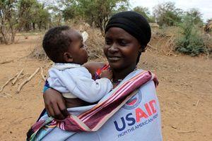 Mỹ viện trợ nhân đạo hơn 530 triệu USD các nước châu Phi