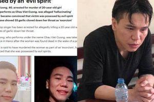 Vụ Châu Việt Cường nhét tỏi làm chết cô gái trẻ lên báo quốc tế