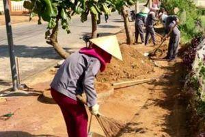 Khoác 'áo mới' cho môi trường ở đảo Lý Sơn