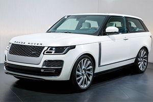 'Soi' xe sang Range Rover SV Coupé mới giá 7,58 tỷ đồng