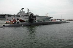 Tàu ngầm Mỹ nào có thể sang thăm Việt Nam?