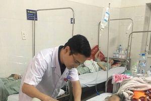 Cứu sống bệnh nhân nuốt xương gà làm thủng ruột non