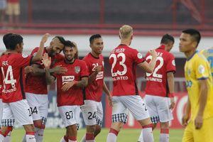 AFC Cup: Bùi Tiến Dũng dự bị, FLC Thanh Hóa thua ngược chóng vánh