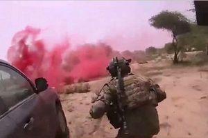 IS tung video gây sốc cảnh tập kích giết 4 lính Mỹ ở Nigeria