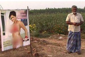 Trang trại trồng toàn rau quả mà xuất hiện hình ảnh nữ diễn viên khiêu dâm, khi ông chủ nói lý do thì ai cũng phải ôm bụng cười