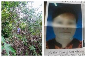 Vụ 2 bố con bị sát hại dã man: Nghi phạm cứa cổ rồi chở xác đến 2 nơi khác nhau