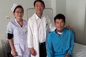Lần đầu tiên phẫu thuật ung thư lưỡi bằng phương pháp vi phẫu tạo hình