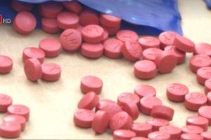 Quảng Ninh: 'Cất vó' 2 đường dây ma túy lớn
