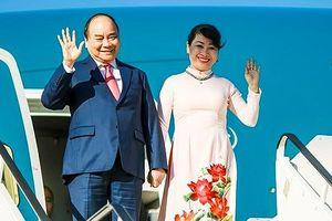 Thủ tướng Nguyễn Xuân Phúc và phu nhân thăm chính thức New Zealand, Australia