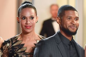 Usher chia tay vợ sau 2 năm kết hôn
