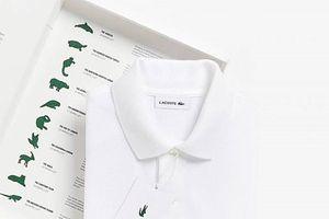 Lacoste thay logo cá sấu huyền thoại