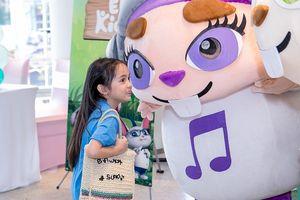 Xem miễn phí học tiếng Anh qua bài hát cho bé 1-4 tuổi