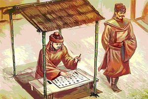 Tể tướng nào từng quỳ gối tạ tội bên giường thầy Chu Văn An?