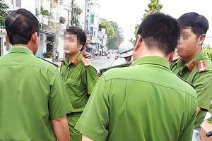 Cảnh sát 113 Kiên Giang bị tố đánh dân chảy máu đầu
