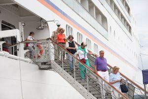 Cảng biển Nha Trang tự tin đón tàu du lịch quốc tế tải trọng lớn