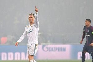 Ronaldo ghi bàn, Real tiễn PSG rời khỏi Champions League