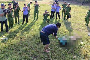 Thực nghiệm điều tra vụ sát hại rồi hiếp dâm cô gái chăn dê ở An Giang