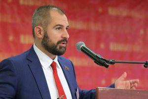 Chân dung đảng viên cộng sản Suraykin ra tranh cử Tổng thống Nga 2018