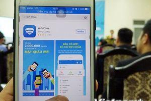 Appota mua ứng dụng truy cập các điểm wifi công cộng của Việt Nam