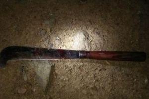 Sát hại con gái 2 tuổi, chém vợ trọng thương rồi dùng dao tự sát