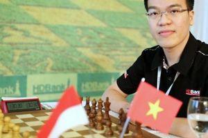 Lê Quang Liêm bị kỳ thủ Trung Quốc 'thập diện mai phục' tại giải HDBank