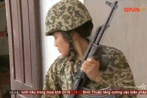 Thán phục ý chí của những 'bông hồng thép' Đặc công Việt Nam