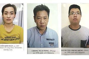 Bắt nhóm gắn thiết bị đọc trộm thông tin ATM chiếm đoạt hơn 1,5 tỷ đồng