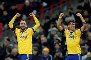 Lội ngược dòng trong 210 giây, Juventus tiến vào tứ kết