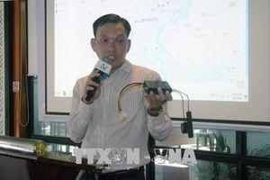 TP Hồ Chí Minh thí điểm cảnh báo ngập lụt bằng công nghệ cảm biến