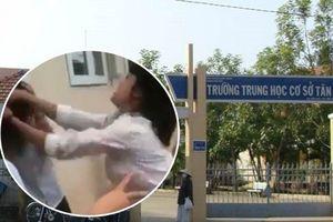 Vụ học sinh bóp cổ giáo viên: Bộ GD&ĐT chỉ đạo khẩn