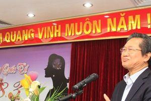 Hội Luật gia Việt Nam chúc mừng ngày 8/3