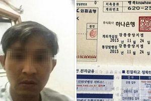Phát hiện thi thể lao động Việt Nam ở biển Hàn Quốc
