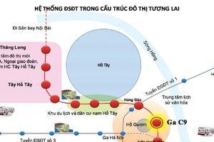 Hà Nội: Lấy ý kiến người dân về ga đường sắt ngầm cạnh Hồ Gươm