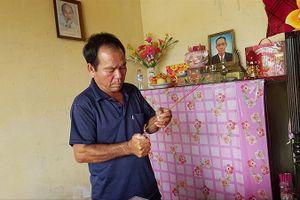 Liệt sĩ trở về sau 33 năm: Xúc động những lá thư từ chiến trường