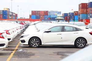 Honda Việt Nam đóng thuế hơn 220 tỷ đồng cho lô ô tô nhập khẩu