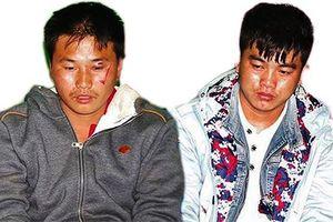 Anh em ruột người Lào mang ma túy sang Việt Nam tiêu thụ