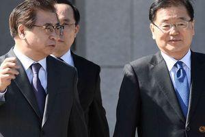 Các phái viên Hàn Quốc đến Mỹ bàn về Triều Tiên