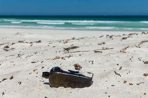 Tìm thấy thông điệp trong chai lâu đời nhất thế giới tại Australia