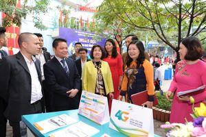 Ngày hội Công nghệ thông tin Ngành Giáo dục và Đào tạo quận Hoàng Mai thứ IV