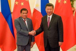 Philippines phủ nhận thế chấp tài nguyên vay tiền Trung Quốc
